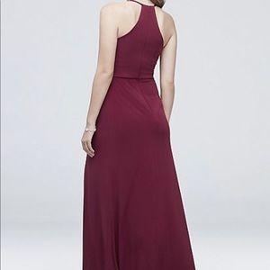 Merlot Dress